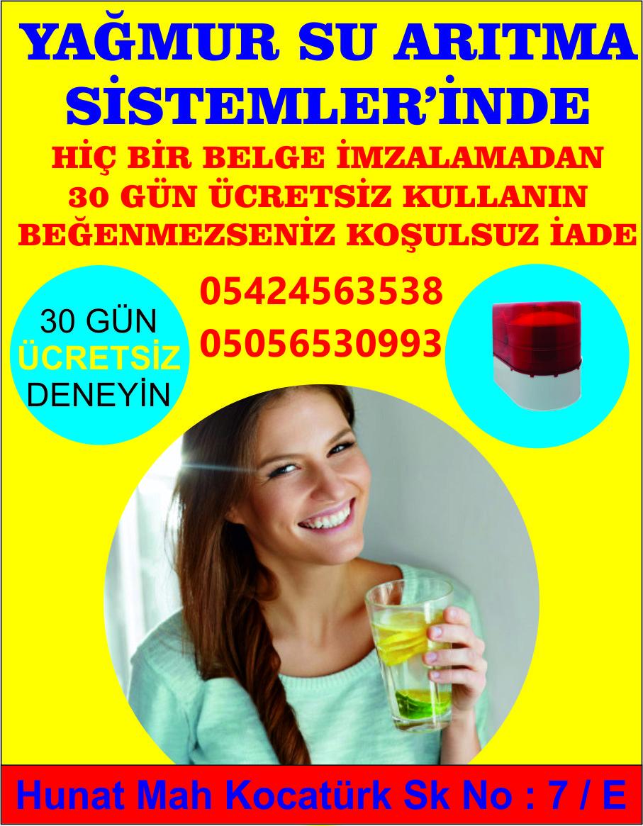 CUMHURİYET MAHALLESİ SU ARITMA CİHAZLARI