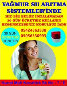 BECEN MAHALLESİ SU ARITMA CİHAZLARI