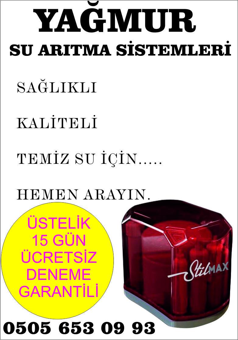 ERENKÖY MAHALLESİ SU ARITMA CİHAZLARI 05324600993
